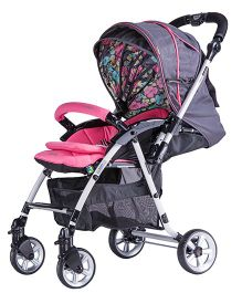 Babycenter India Capella Cony Stroller - Pink