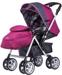 Babycenter India Capella Cony Stroller - Purple