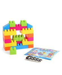 Playmate Building Blocks Set 27 Pieces (Color May Vary)