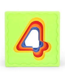 Playmate Stacking Cube Game - Multicolor