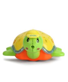 Playmate Baby Plaything Projection Turtle - Multicolor