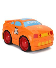 Smiles Creation Touch And Go Car - Orange And Blue