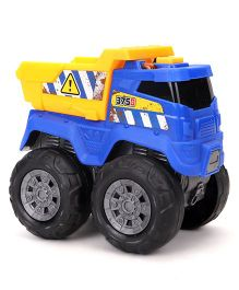 Dickie Tough Workers Toy Truck - Blue