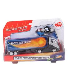 Dickie Sphere Car Transporter Toy - Blue