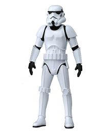 Emob Star Wars Stormtrooper Big Size Action Figure - White