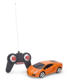 Majorette Remote Control Car - Orange