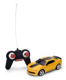 Majorette Remote Control Car - Yellow