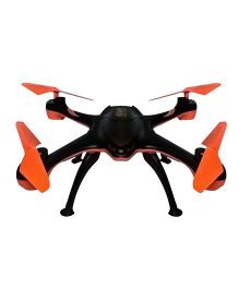 Emob Drone With A Key Return Headless Mode 6 Axis Gyro Quadcopter with HD Camera - Orange