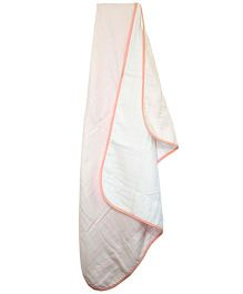 Kadambaby Muslin Baby Blanket - Pink Dots