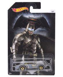 Hot Wheels Batman Car - Grey