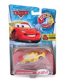 Disny Pixar Color Changer Cars 95 Print (Color May Vary)