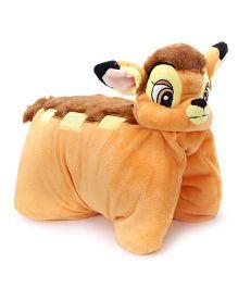 Disney Bambi Plush Pillow - Brown