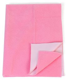 Morisons Baby Dreams Fast Dry Baby Mat Pink - Small