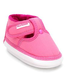 Morisons Baby Dreams Musical Casual Shoes - Pink