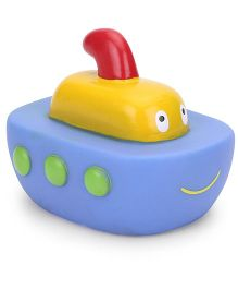 Mee Mee Ship Shape Bath Toy - Blue