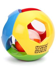 Mee Mee Jingling Ball - Multicolor