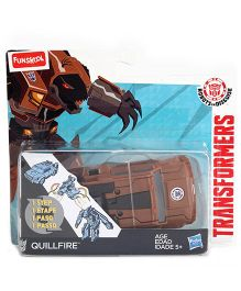 Transformers Quillfire Action Figure  - Brown
