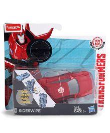Transformers Funskool Sideswipe Toy - Red