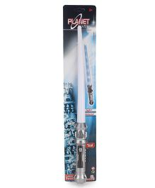 Simba Planet Fighter Light Sword White - 22 Inches