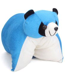IR Folding Pillow Panda - Blue