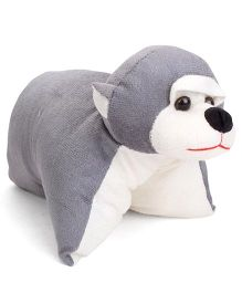 IR Folding Pillow Monkey - Grey