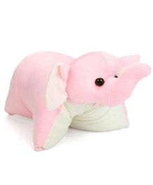 IR Folding Pillow Elephant - Pink