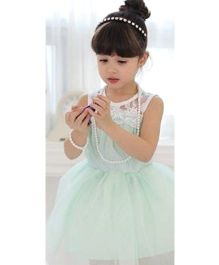 Superfie Beautiful Party Dress - Green