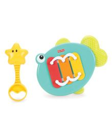Fisher Price Musical Xylo Fish - Green