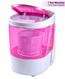 DMR MiniWash Portable Washing Machine - Pink