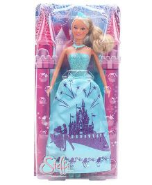 Simba Steffi Love Sparkle Princess Doll Blue - 11 Inches
