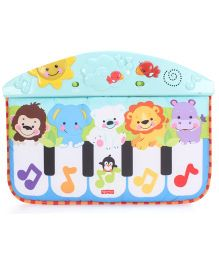 Fisher Price Kick And Play Piano - Multicolor