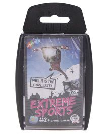 Top Trumps Super Deluxe Extreme Sports - 30 Cards