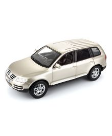 Bburago Die Cast Volkswagen Touareg - Silver