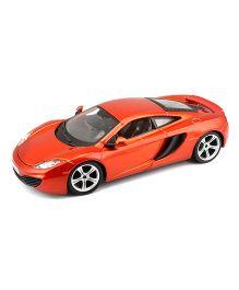 Bburago Die Cast McLaren MP4-12C - Orange