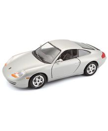 Bburago Porsche 911 Carrera - Silver