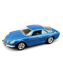 Bburago Diecast Alpine Renault A110 1600S - Blue