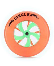 Mansaji Flying Disc - Orange Green