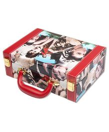 Thought Counts Printed Jewelry Box - Multicolor