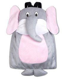 Thought Counts Elephant Bag - Grey