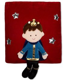 Thought Counts Prince Cushion Cover - Red