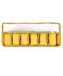 Thought Counts Watch Case - Yellow