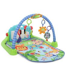 Fisher Price Baby First Essentials Kit - Multicolor
