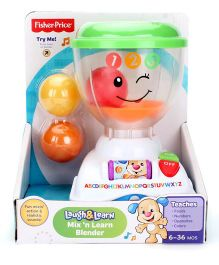 Fisher Price Laugh N Learn Blender - Multicolor