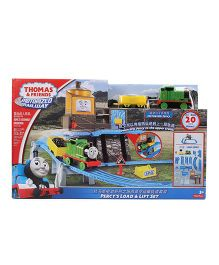 Thomas And Friends Motorized Railway Crane Climb - Green