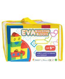 Sunta EVA Blocks Multicolor - 30 Pieces