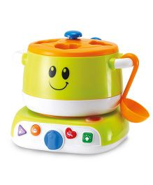 Winfun 3-in-1 Magic Pot - Green