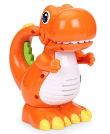 Winfun Recording And Voice Changing Dinosaur - Orange