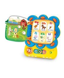 Winfun Caesar The Lion Let's Read - Multi Color