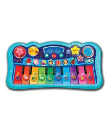 Winfun Magic Sounds Composer Keyboard - Multi Color
