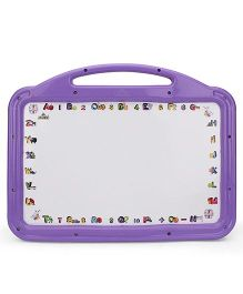 Mr Clean 2 In 1 Writing White Board - Purple